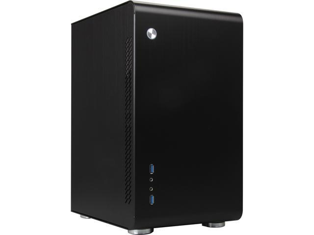 Rosewill Computer Case - Legacy U3-B - Mini Tower, Micro ATX, Aluminum Alloy, Black