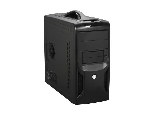 APEX TX-381-C Black Steel Micro ATX Tower Computer Case