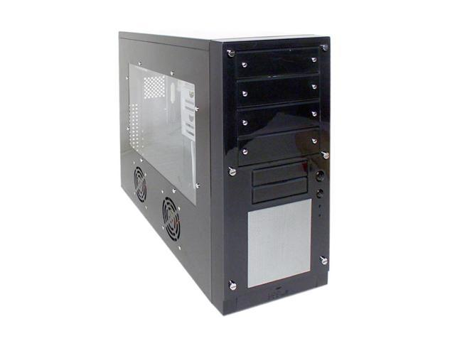 RAIDMAX ATX-289WBP Black Steel ATX Mid Tower Computer Case 350W Power Supply