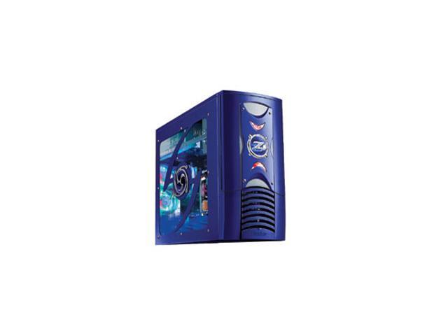 RAIDMAX Scorpio ATX-868WUP Blue Computer Case