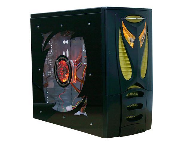 RAIDMAX Cobra ATX-822WBP Black Computer Case