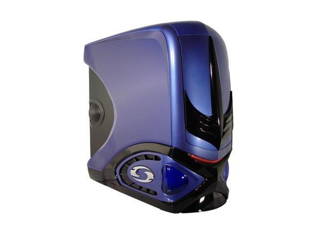 RAIDMAX Samurai 908U-NP Blue/Black Computer Case
