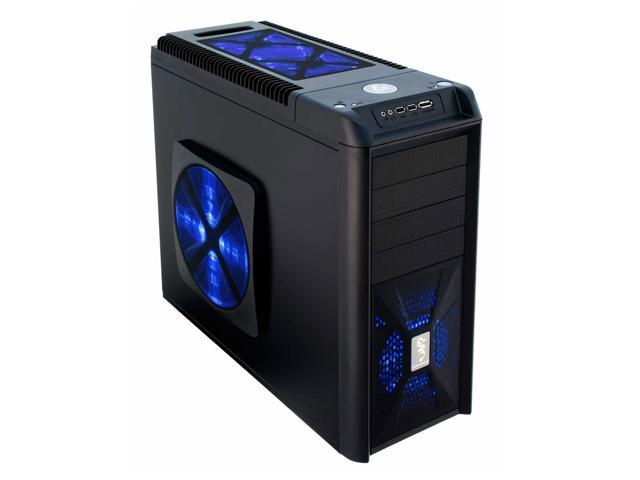 CHIEFTEC Dragon CH07B-B-OP Black ATX Mid Tower Computer Case