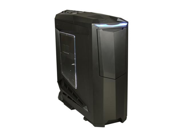SilverStone RAVEN RV01-BW Black Steel / Plastic ATX Full Tower Computer Case