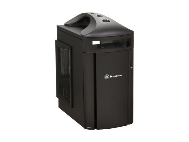 SilverStone Sugo Series SG04B-FH Black Computer Case