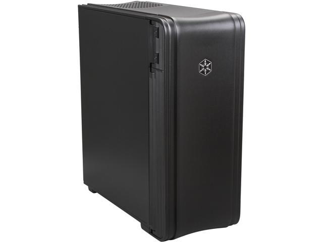 SilverStone Fortress FT04B-W Black Computer Case