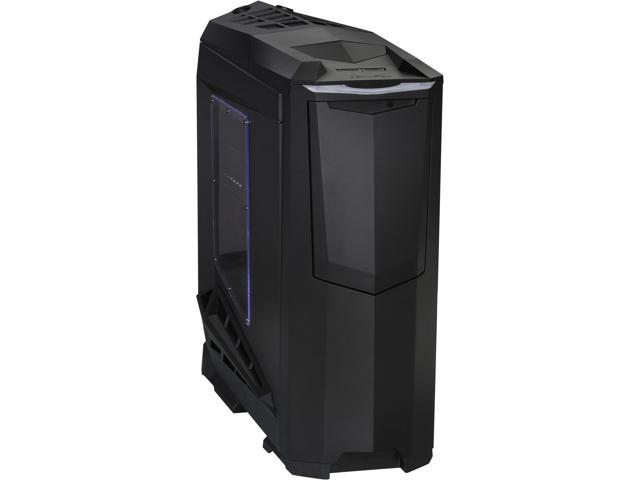 SilverStone RAVEN Series RV01B-W-USB3.0 Black Steel / Plastic ATX Full Tower Computer Case