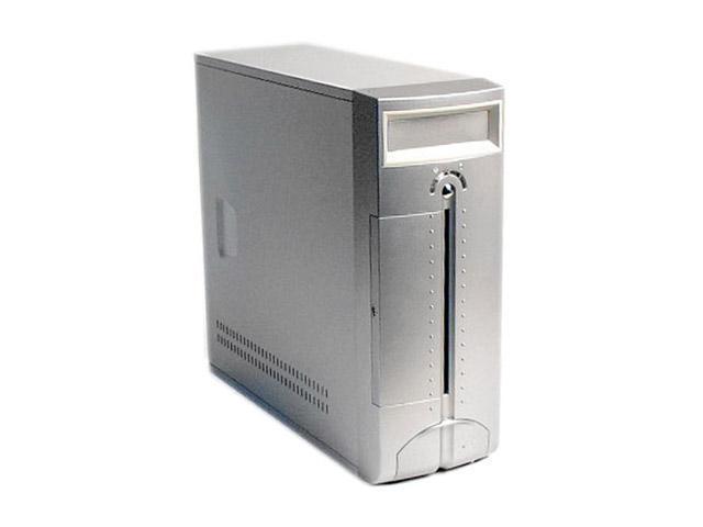Linkworld 617-C.88-P4 Gray/Beige Computer Case