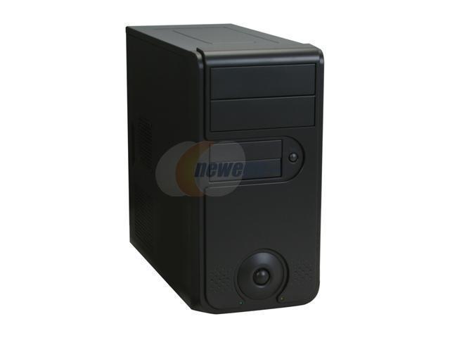Linkworld PRESCOTT 43701-222FU Black SECC/SGCC MicroATX Mid Tower Computer Case