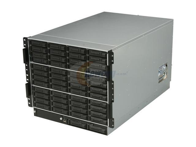 iStarUSA E9M50-18R4H Black 9U Rackmount Server Chassis