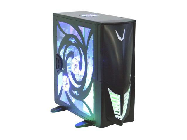 Sunbeam Transformer IC-TR-US-BA-WOPSU Black Steel ATX Full Tower Computer Case