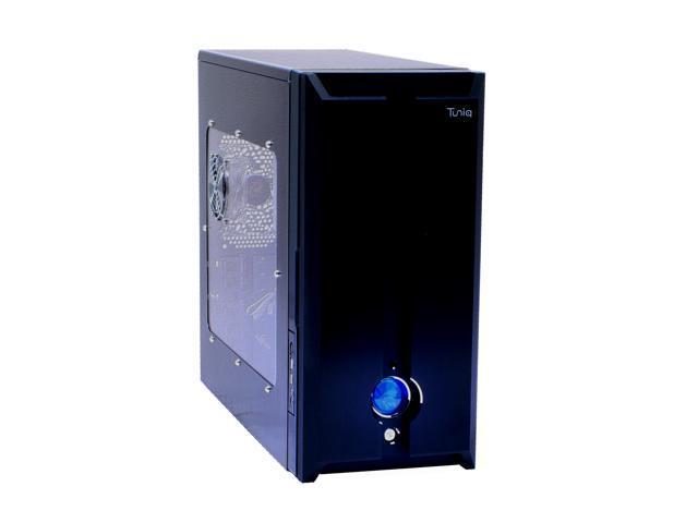 Tuniq IC-SYMI-BK Black Computer Case