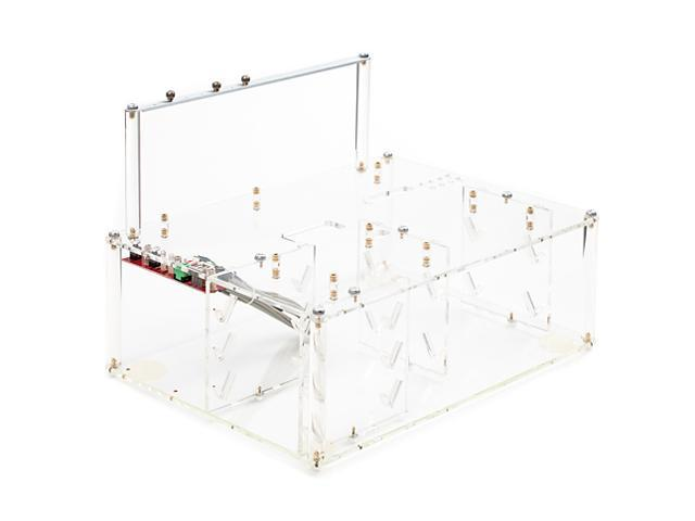 Sunbeam ACTS-T Transparent Ultra Tech Station Acrylic Case