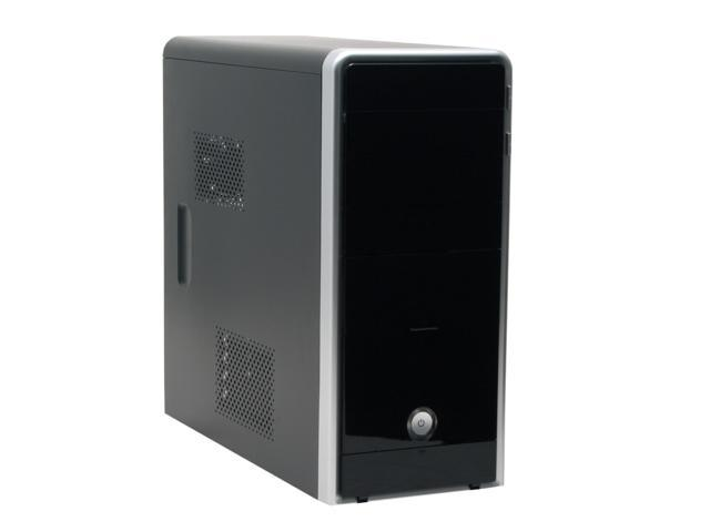 asus ta 210 black secc atx mid tower computer case. Black Bedroom Furniture Sets. Home Design Ideas