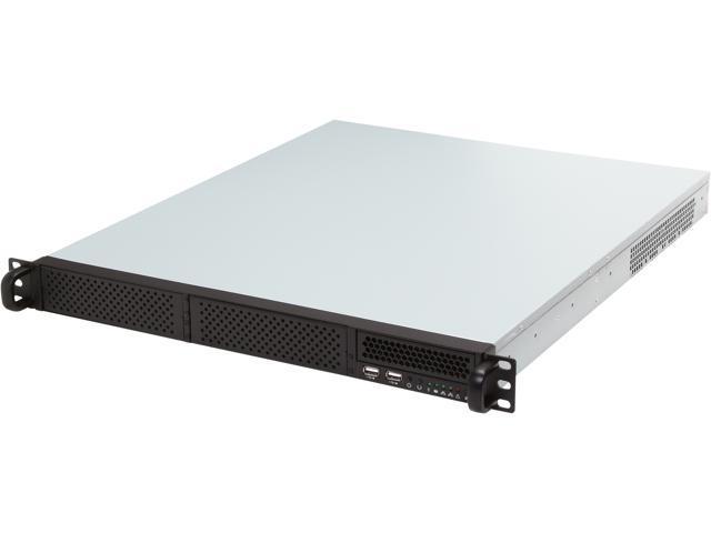 Athena Power RM-1U1211M308 Black 1U Rackmount Server Case 300W 80+ PLUS BRONZE - OEM