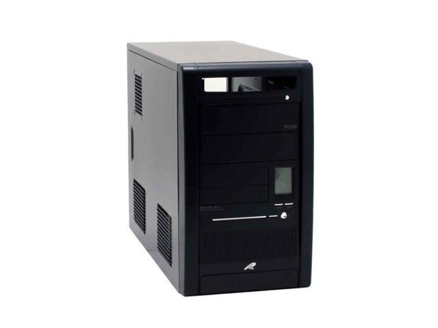 JUST PC R310 Black Computer Case