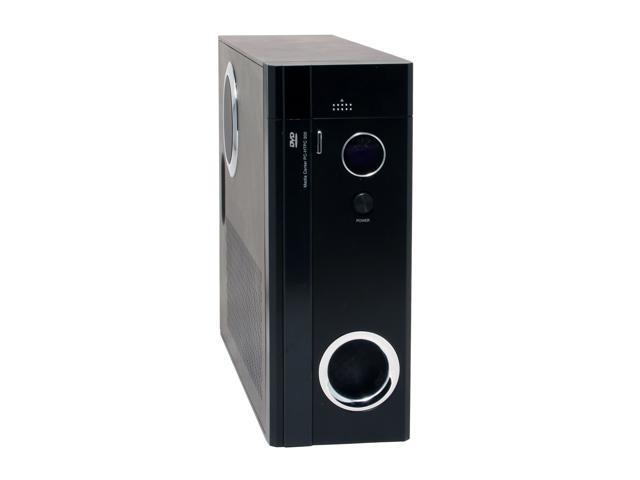 nMEDIAPC HTPC 300BA Black Computer Case