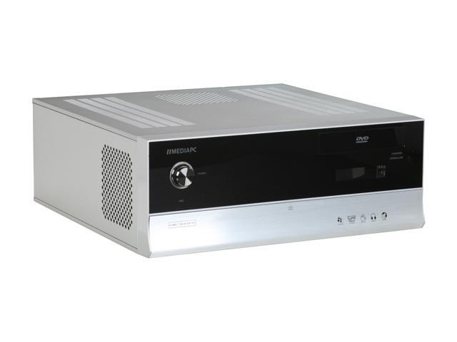 nMEDIAPC Silver HTPC 6000S ATX Media Center / HTPC Case