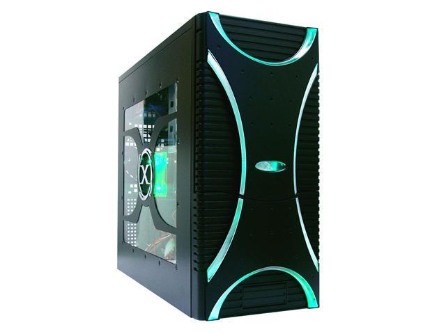 XION Ultimate Engineering XON-001 Black Computer Case
