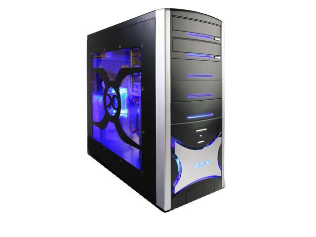 XION XION _ Solaris XON-406 Black Computer Case