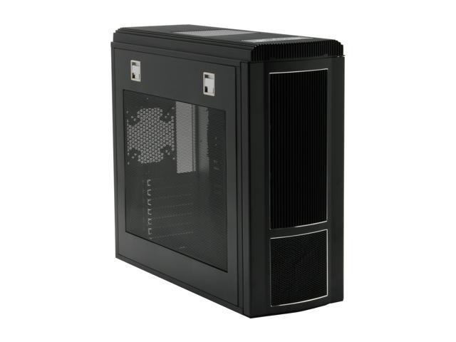 HIPER ANUBIS HTC-1K614A1 Black Computer Case