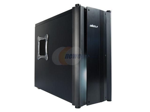 ABS Stealth CS-05A2BL Black Computer Case