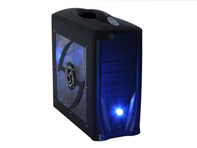 JPAC 416 Black Computer Case