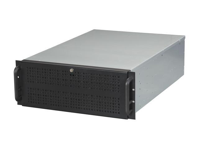 NORCO RPC-470 Black 4U Rackmount Server Case