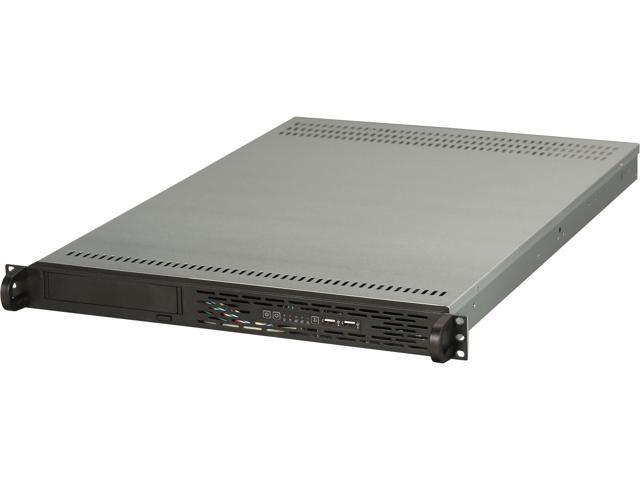 NORCO RPC-170 Black 1U Rackmount Server Chassis