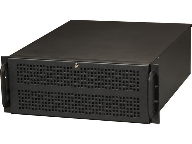 NORCO RPC-450TH Black 4U Rackmount Server Chassis