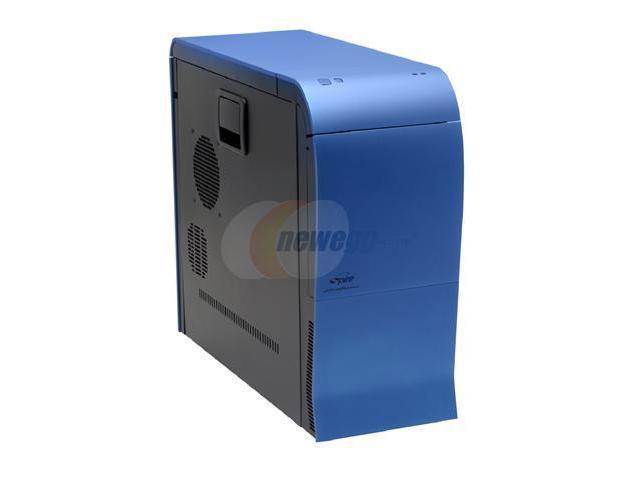 Spire Pininfarina SP-ATX-PALU/DU Ocean Blue Computer Case
