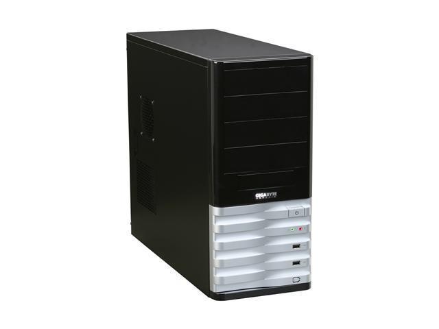 GIGABYTE GZ-X8BPDX-400 Black Computer Case