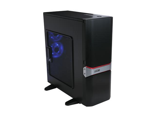 GIGABYTE Sumo 4112 4112 GZ-FAEA41-CJB Black Aluminum / 0.8 mm SECC ATX Full Tower Computer Case