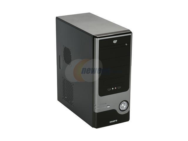 GIGABYTE gz-ph1a3 Black SGCC ATX Mid Tower Computer Case