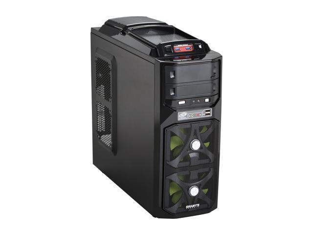 GIGABYTE GZ-G1 Plus GZ-G1SGS Black Computer Case