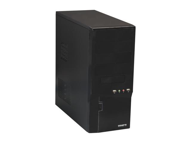 GIGABYTE GZ-P5 Plus GZ-P5HB5C Black ABS / 0.5 mm SECC ATX Mid Tower Computer Case