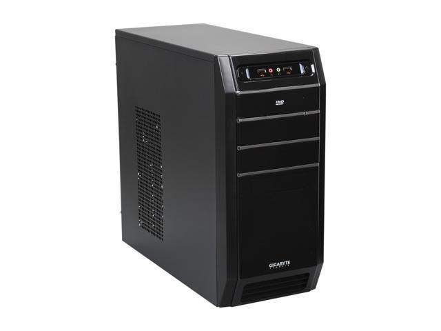 GIGABYTE GZ-ZA2 Black Computer Case