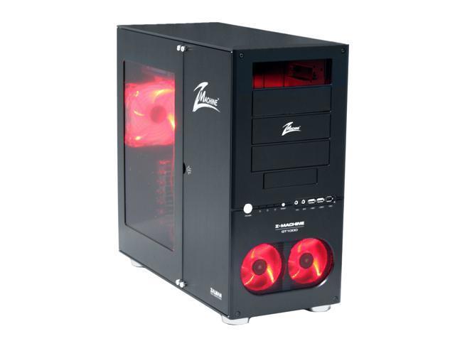 ZALMAN Z-MACHINE GT1000-B Black High End Computer Case