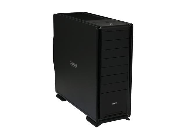 ZALMAN MS1000-HS1 Black Steel / Plastic ATX Mid Tower Computer Case