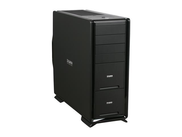 ZALMAN MS1000-HS2 Black Steel / Plastic ATX Mid Tower Computer Case