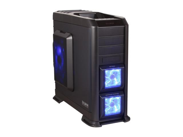 ZALMAN GS1200 Black Computer Case