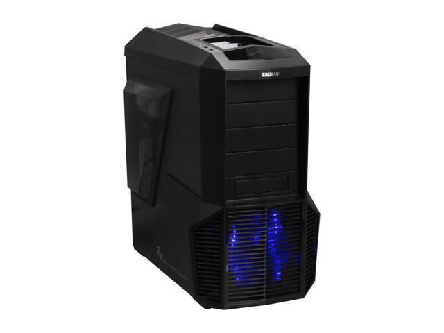 ZALMAN Z11 Black Steel / Plastic ATX Mid Tower Computer Case