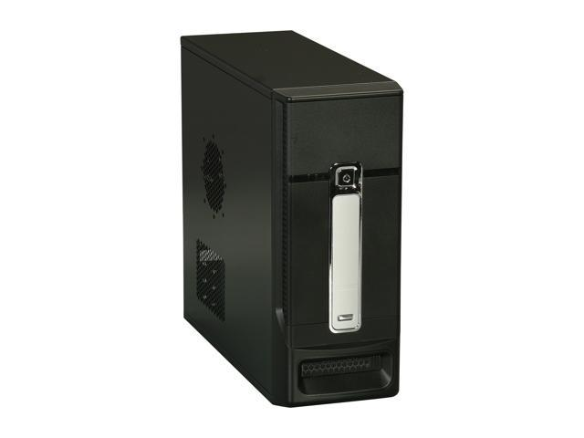 TOPOWER TP-1687BB-300 Black Computer Case