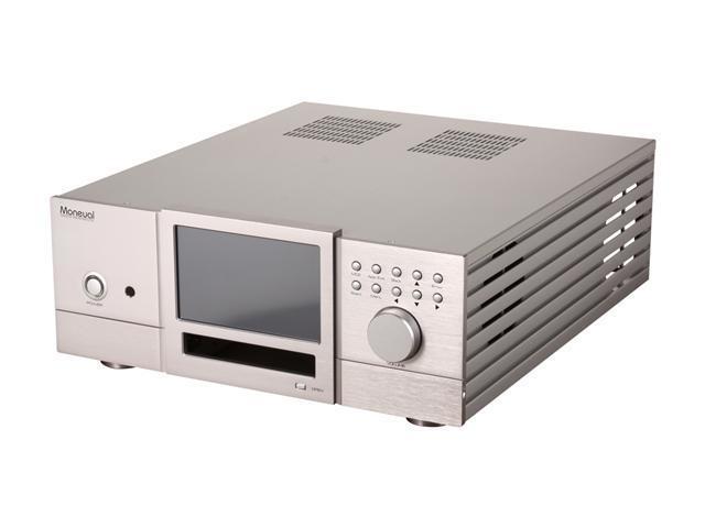 Moneual Platinum MonCaso 932LP ATX Media Center / HTPC Case