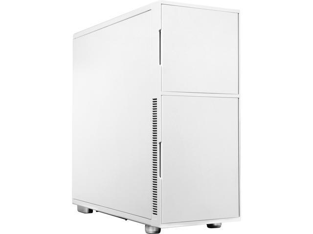 Nanoxia NXDS5W White Steel ATX Full Tower Computer Case