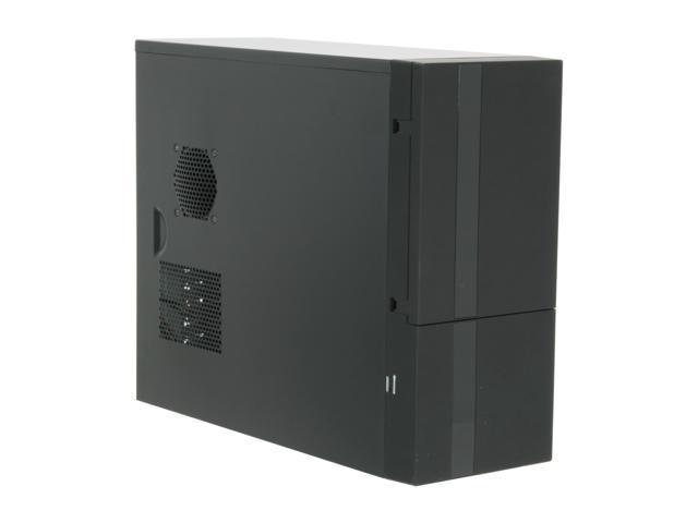 Tagan Aplus CS-188A Black Aluminum ATX Mid Tower Computer Case