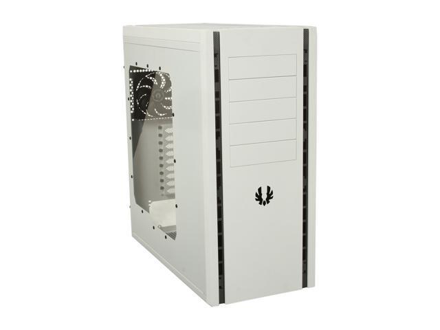 BitFenix Shinobi XL Window White Steel / Plastic ATX Full Tower Computer Case