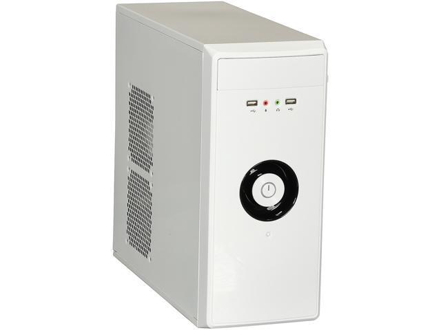DIYPC MiniQ1-W White Computer Case
