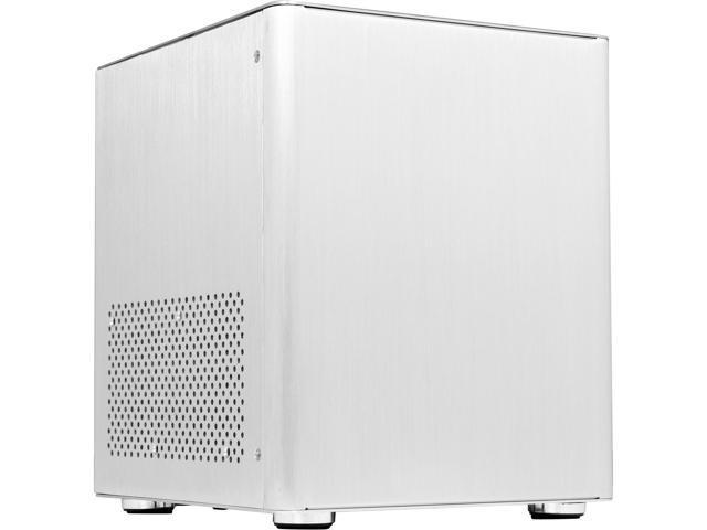 DIYPC HTPC-MiniCube-S Silver Computer Case