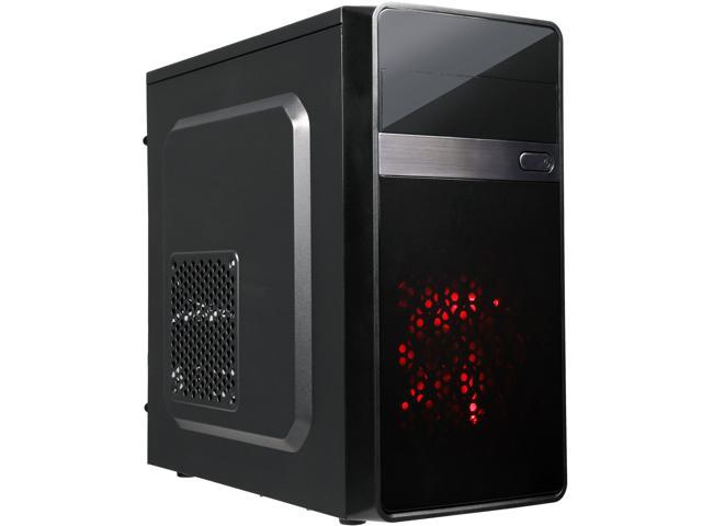 DIYPC MA01-R ATX / Micro ATX Mini Tower Computer Case